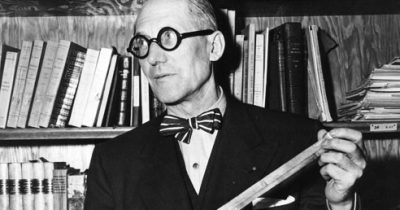 Le Corbusier: Σχέση μαγείας με την Ελλάδα