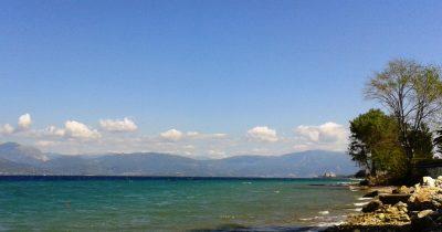 Κορινθιακός, θάλασσα ζωντανή