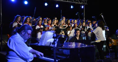 Ακροάσεις και εγγραφές στη Δημοτική Παιδική-Νεανική Χορωδία Αιγιαλείας