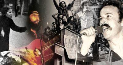 10 πολιτικά τραγούδια που ξεχνάμε να θυμόμαστε