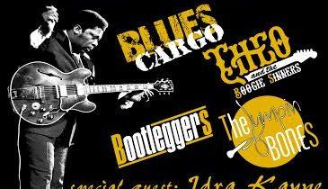 """Blues to the Bone: B.B. King Tribute"" στο Μεθοδία Live Stage"