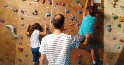 Πίστα αναρρίχησης για παιδιά από το ΣΕΟ Πάτρας «Ωλενός»