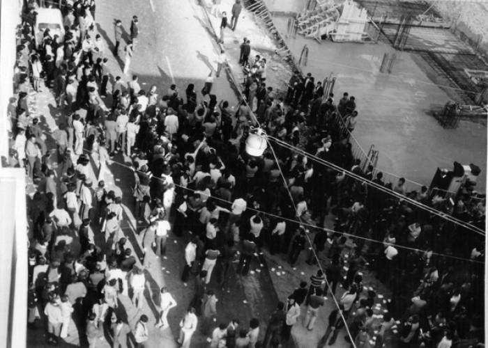 Πάτρα, Νοέμβριος 1973: Ο ραδιοφωνικός σταθμός και η παραλίγο επέμβαση των τανκς