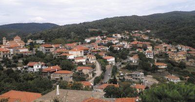 Καρυές Λακωνίας - Το χωριό των Καρυάτιδων