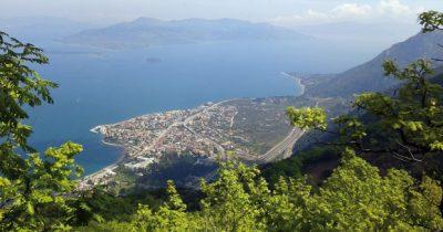 Όρος Κνημίδα: Απέραντη θέα