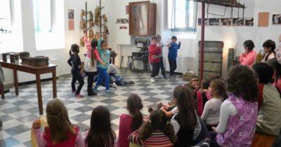 Συνεχίζονται οι ξεναγήσεις στο Μουσείο Λαϊκής Τέχνης