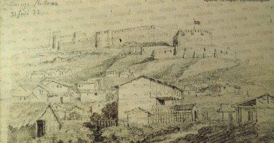 Πώς είδε ο Χάνσεν την Πάτρα το 1833