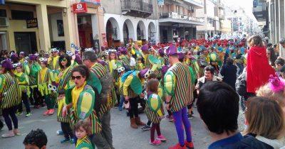 Το Καρναβάλι που κρατά ακόµα την αθωότητά του