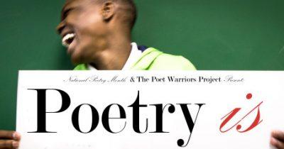 Ημέρα Ποίησης: Άσφαιρα πυρά με κοσμικό ένδυμα