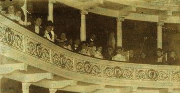 Πάτρα: Το Δημοτικό Θέατρο Απόλλων, αρχές 20ού αιώνα