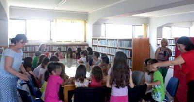 Δημοτική Βιβλιοθήκη Πατρών, δράσεις 11-15 Ιουλίου
