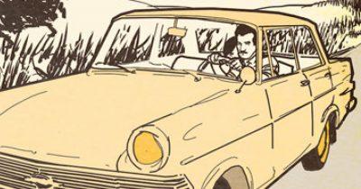 Η ζωή του Γκαμπριέλ Γκαρσία Μάρκες σε Graphic novel