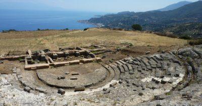 Η ξεχασμένη χρονοπύλη της Αρχαίας Αιγείρας