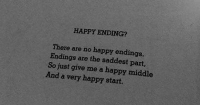 """Happy Ending?"""