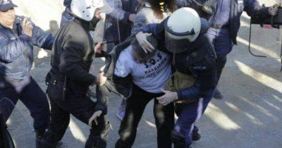 Οι ποινικές δίκες αιχμηρότατο πολιτικό εργαλείο για το κίνημα των Σκουριών