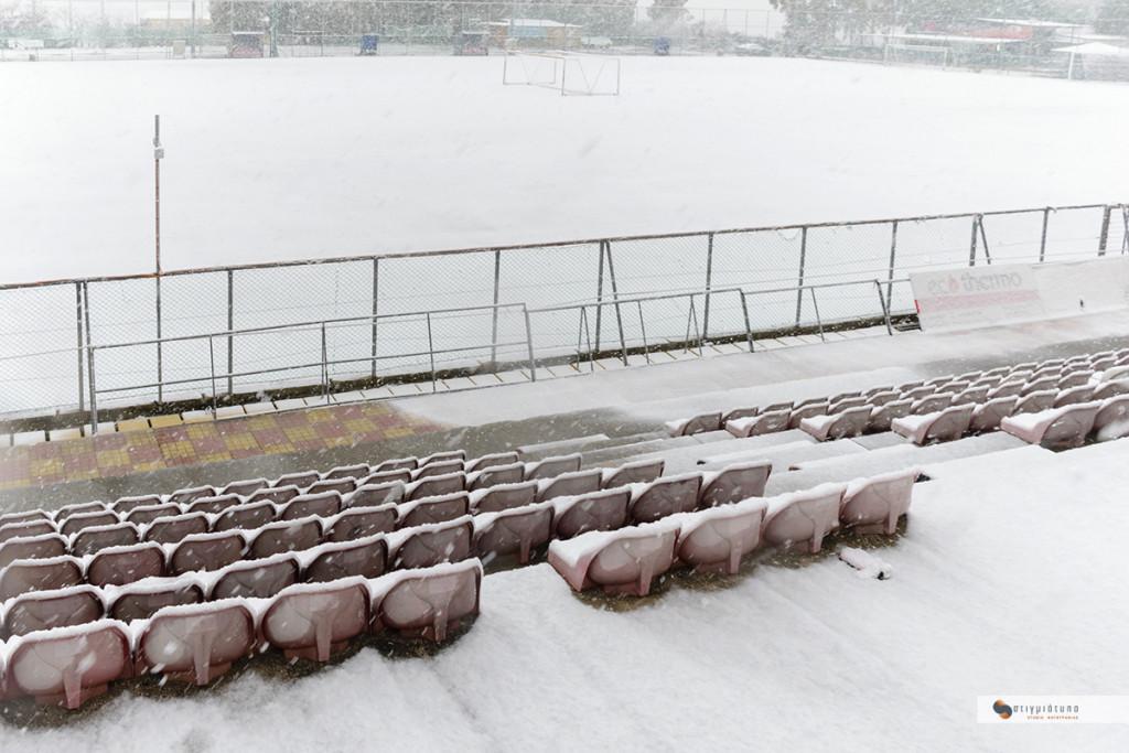 Το γήπεδο της Νίκης Προαστίου