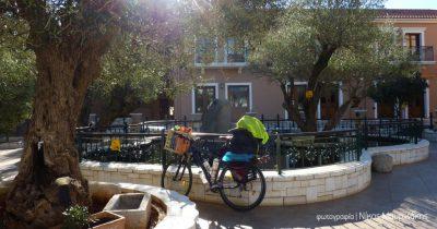 Χειμωνιάτικη Κεφαλονιά με ποδήλατο!