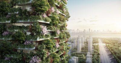 Κάθετα δάση, μια απάντηση στη μόλυνση