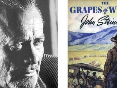 Τζον Στάινμπεκ, «Τα Σταφύλια της Οργής»