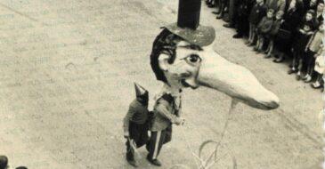 Οι μασκαράτες του Αλέκου Χαράρη στο Καρναβάλι της Πάτρας