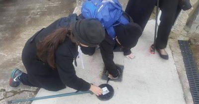 Ομάδα «Πολιτικής Ανυπακοής» αφαιρεί μετρητές νερού στην Ιρλανδία