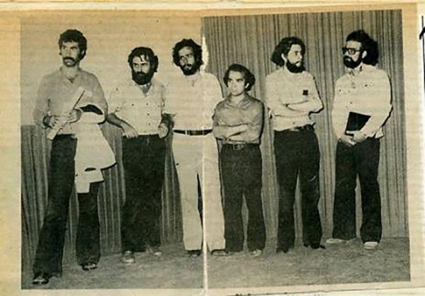 """Η """"ομάδα των 6"""" στο 16ο Φεστιβάλ Κινηματογράφου Θεσαλλονίκης"""