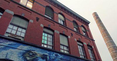Rote Fabrik: Το Κόκκινο Εργοστάσιο της Ζυρίχης
