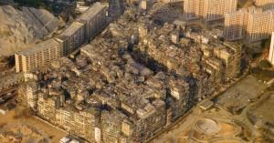 Kowloon Walled City, η πιο άναρχη πόλη του κόσμου