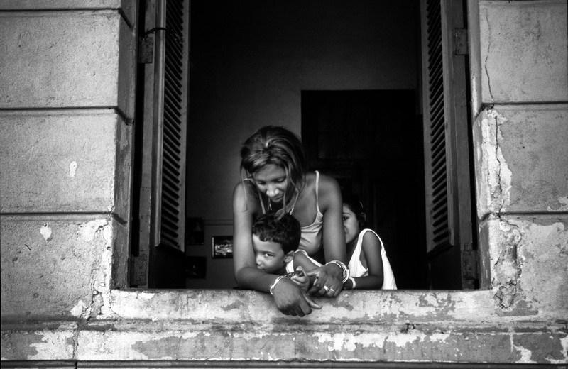 «Κοίτα με», Φωτογραφία του Αντώνη Παναγόπουλου