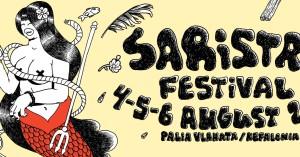 Saristra Festival 2017 –  Το μεγάλο εναλλακτικό φεστιβάλ του Ιονίου επιστρέφει!