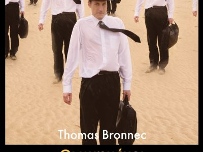 Thomas Bronnec - «Οι μυημένοι»