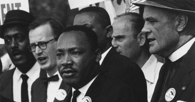 Μάρτιν Λούθερ Κινγκ: «Έχω ένα όνειρο...»