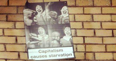 Και ο καπιταλισμός κύριε; Δεν είναι ολοκληρωτισμός;