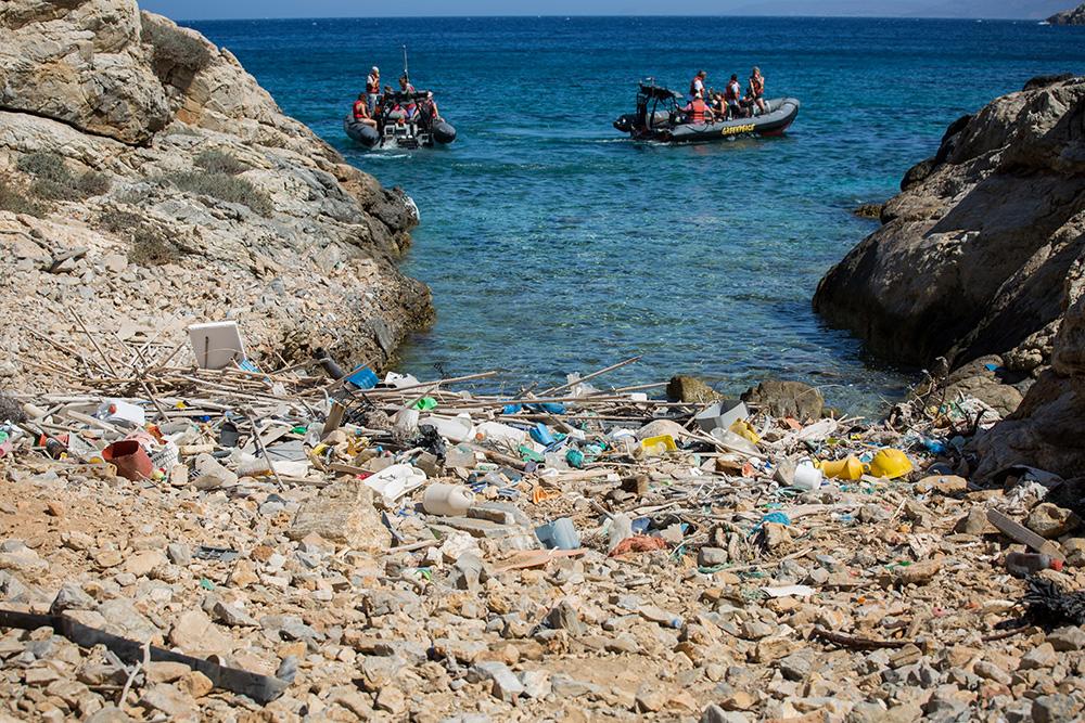 © Constantinos Stathias / Greenpeace