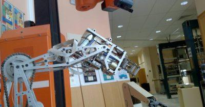 Εκπαιδευτική ρομποτική για παιδιά στο Μουσείο Επιστημών και Τεχνολογίας Πανεπιστημίου Πατρών