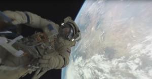 Για πρώτη φορά, η γη από το διάστημα σε ένα βίντεο 360°