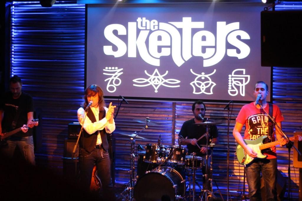 SKELTERS live