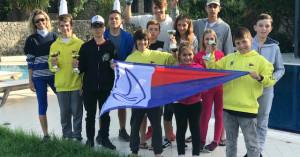 Κύπελλα και διακρίσεις για τις αγωνιστικές ομάδες Optimist και Laser 4,7 του Ιστιοπλοϊκού Ομίλου Πατρών
