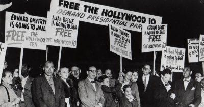 Η Μαύρη λίστα του Χόλιγουντ