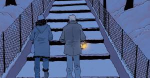 Κυκλοφορεί το graphic novel Γρα-Γρου από τις εκδόσεις Ίκαρος