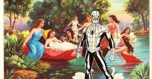 """We Could Be Heroes"" – Έκθεση στην Blender gallery με κεντρική θεματολογία τα comics και τους σούπερ ήρωες"