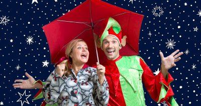 «Η μαγική ομπρέλα των Χριστουγέννων» στο Εργοτάξιον