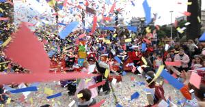 Καρναβάλι των μικρών 2018 – Αρχίζει η μεγάλη γιορτή των μικρών!