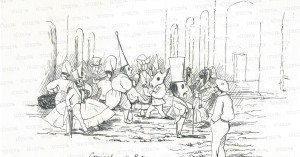 Το Καρναβάλι της Πάτρας του 1861