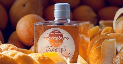 Ελληνικό Cocktail 2018: 1ο βραβείο με λικέρ Περγαμόντο Κάστρο!