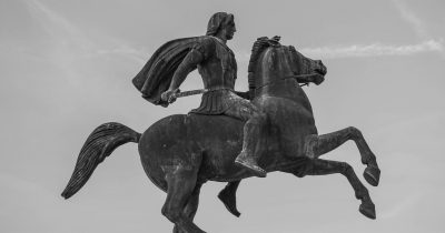 Η Μακεδονία ανήκει στα αφεντικά της, όπως κι εσύ