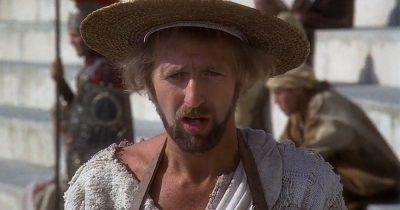 Δεν είμαι Ρωμαίος, μαμά. Εγώ είμαι ο Μπράιαν ο Ναζωραίος!