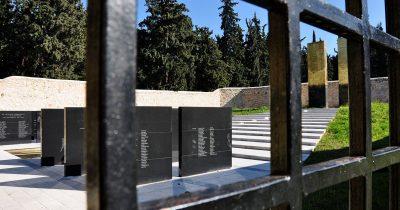 Το χώμα των κομμουνιστών που εκτελέστηκαν την Πρωτομαγιά του 1944 είναι και δικό μας