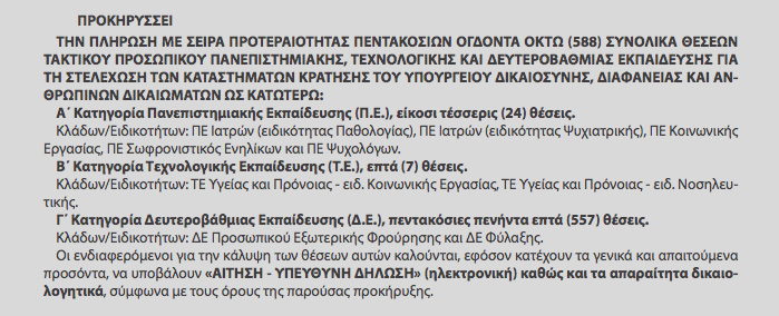 proslipsis-filakes