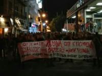 Κατάληψη πρώην ΠΙΚΠΑ: Συνεχίζουμε να αγωνιζόμαστε ενάντια στο φασισμό, τον κοινωνικό κανιβαλισμό και την υποτίμηση της ζωής μας